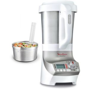 Moulinex LM908110 - Blender chauffant Soup & Co
