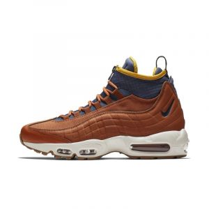 Nike Botte Air Max 95 SneakerBoot pour Homme - Marron - Couleur Marron - Taille 46