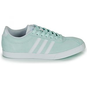 Adidas Baskets basses COURTSET multicolor - Taille 38