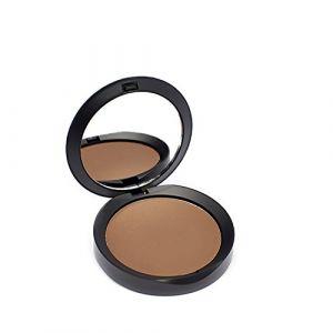 PuroBio Cosmetics Resplendent Bronzer 04 Marrone Fango (mate) - 9 g