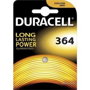 Duracell 364 - Batterie SR60 oxyde d'argent 20 mAh