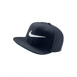 Nike Casquette Snapback Swoosh Pro - Bleu Foncé