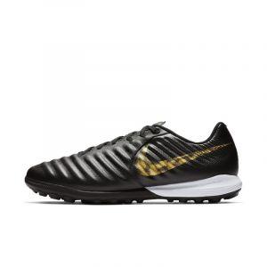 Nike Chaussure de footballà crampons pour terrain synthétique TiempoX Lunar Legend VII Pro - Noir - Taille 42 - Unisex