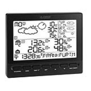 La Crosse Technology WM5300 - Station météo avec prévision européennes