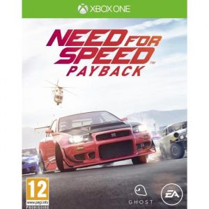 Need for Speed Payback sur XBOX One