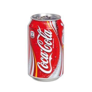 Coca-Cola Canette 33 cl - carton de 24