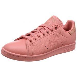 Adidas Originals Stan Smith Homme, Pink (Tactile Rose/Tactile Rose/Raw Pink), 36 2/3 EU