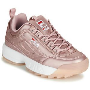 FILA Baskets basses DISRUPTOR M LOW WMN rose - Taille 36,37,38,39,40,41