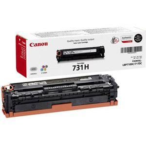 Canon 731 H BK - Toner noir 2400 pages
