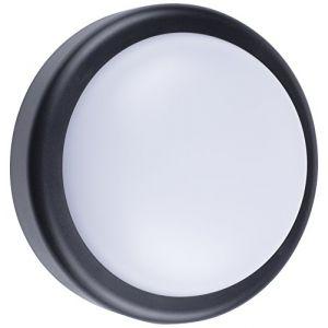 Smartwares Lampe à LED 14 W Noir GOL-003-HB