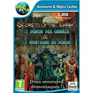 Secrets of the Dark : Temple of Night + Secrets of the Dark : Eclipse Mountain [PC]