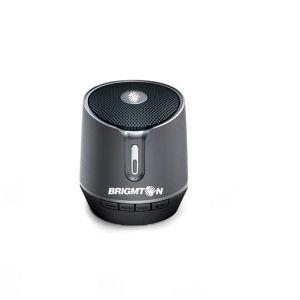 Brigmton BAMP-612 - Haut-parleur portable Bluetooth  3W