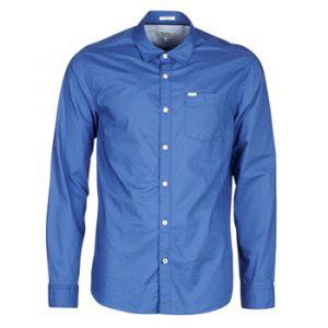 Pepe Jeans Chemise HUGH bleu - Taille XXL,S,M