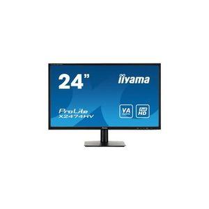 "iiyama ProLite X2474HV-B1 - Ecran LED 24"""