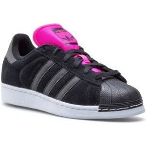 Adidas Chaussures Originals - Chaussures Originals Superstar W - Core Black/Shock Pink