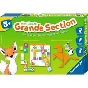 Ravensburger Mes jeux de Grande Section