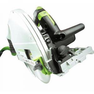 Festool TS 75 EBQ-Plus-FS - Scie plongeante 1600W avec rail de guidage FS 1400/2 (561512)