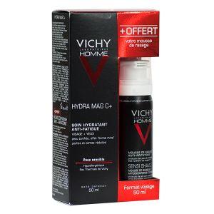 Vichy Homme Hydra Mag C+ - Soin hydratant anti-fatigue
