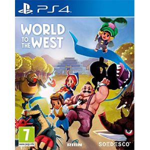 World to the West [PS4]