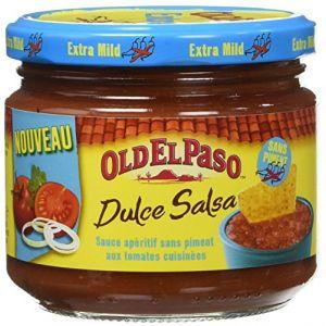 Old el paso Dulce salsa - Le bocal de 320g