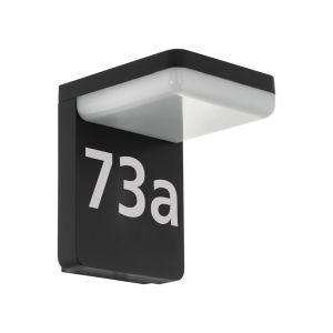 Eglo Lampe murale LED d'extérieur Amarosi 10 W Noir