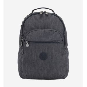 Kipling CLAS Seoul Cartable, 45 cm, 25 liters, Bleu (Active Denim)