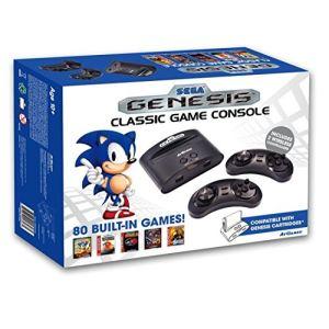 Sega Console Retro Gaming Genesis Megadrive