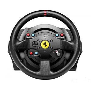 ThrustMaster T300 Ferrari GTE Volant + Pédalier pour PC et PS3 / PS4