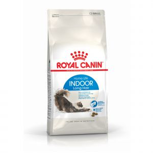 Royal Canin Croquettes Indoor Long Hair pour Chat 2Kg