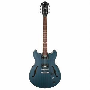 Ibanez AS53-TBF - TRANSPARENT BLUE FLAT