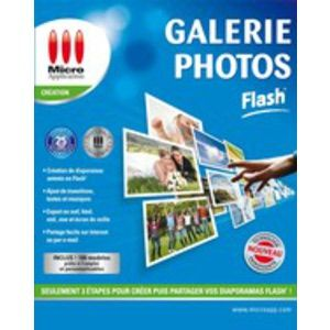 Galerie Photos Flash pour Windows