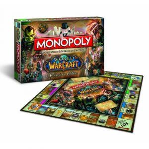 Hasbro Monopoly World of Warcarft