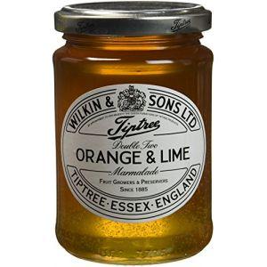 Tiptree Marmelade d'orange et de citron verts, sans zeste