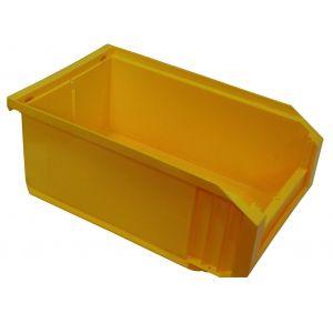Novap 5141038 - Bac à bec série européan capacité 11 litres couleur jaune