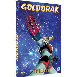 Goldorak -  Box 1 - Episodes 1 à 4