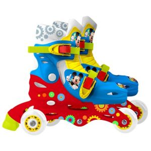 Stamp J100720 - Patins en ligne Two In One 3 roues Mickey