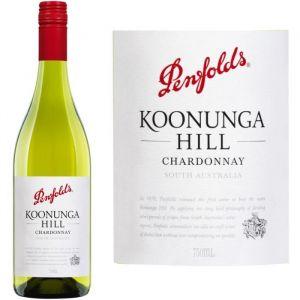 Penfolds Koonunga Hill - Koonunga Hill - Chardonnay - Origine Australie - Vin Blanc - 1x 75cl