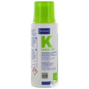 Virbac Sebolytic Shampooing Peau grasse 200 ml 8714076003415