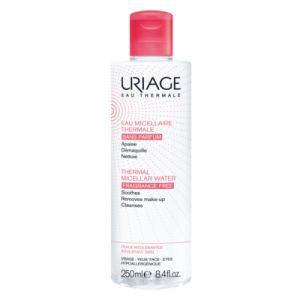 Uriage Eau Micellaire Thermale - Apaise, démaquille et nettoie - 250 ml