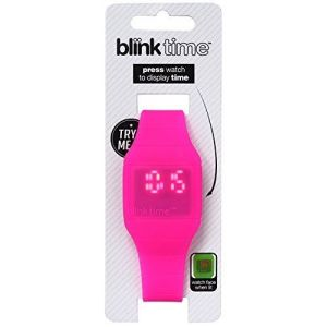 50 Fifty Concepts Blink Time BT001 - Montre mixte lumineuse LED