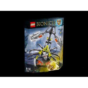Lego 70794 - Bionicle : Le crâne scorpion