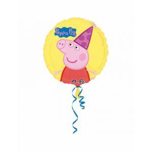 Ballon aluminium Peppa Pig (43 cm)