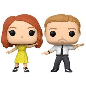 Funko Figurines Pop! La La Land : Sebastian & Mia