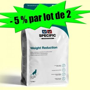 Specific Croquettes chat FRD Weight Reduction Contenance : 1,6 kg