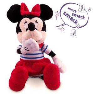 IMC Toys Peluche interactive Minnie Kiss Kiss