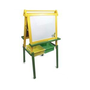 Image de Crayola Mon tableau en bois 2 en 1