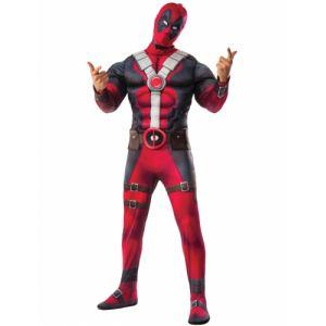 Déguisement luxe Deadpool 2 adulte Taille: XL