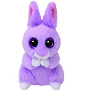 Ty Porte-clés peluche April le Lapin Beanie Boo's 8,5 cm