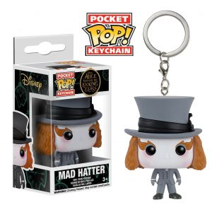 Funko Pocket POP Keychain: Alice 2 Mad Hatter