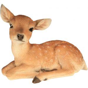 Riviera Bambi en résine couché 32 cm